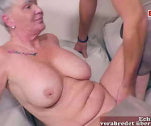 Granny tits pictures