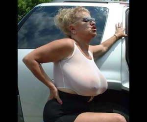 Granny ass hot 33 Celebrities